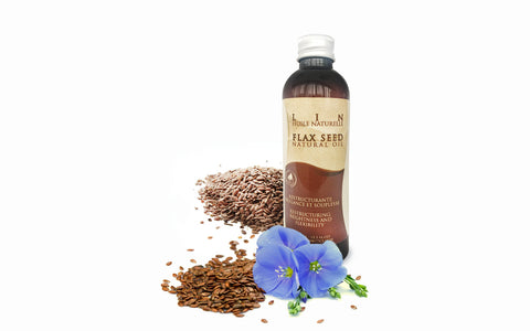 Flax Seed Natural Oil