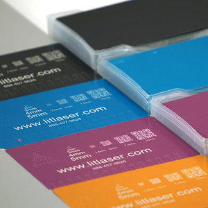 personalized business card with layouts delete - Personalized Business Cards