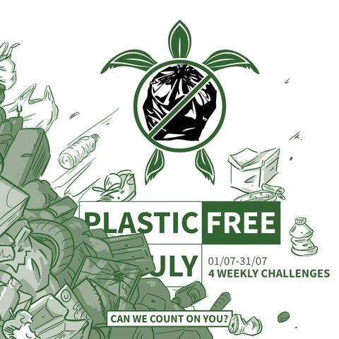 Join the Bambaw Eco-Challenge Today 2021