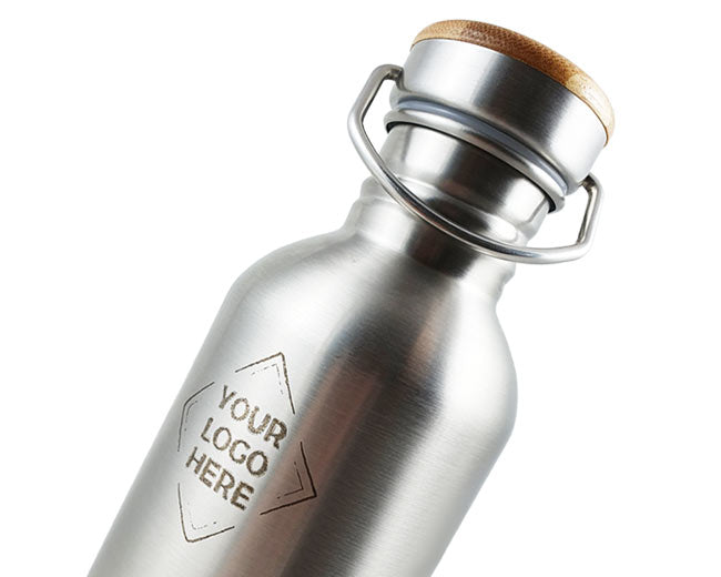 Stainless Steel Engraved Customized Water Bottle