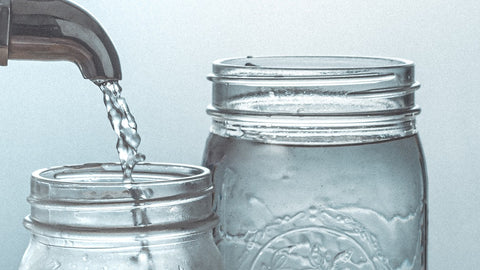 drink tap water to reduce waste and reduce consumption