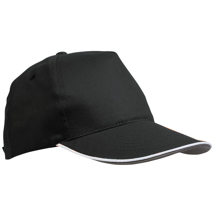 Baseball Cap with Velcro Closure