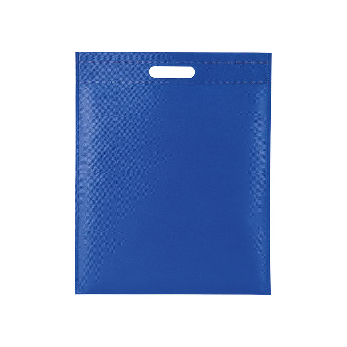 80 g/m2 non-woven fabric, heat-sealed shopping bag. Product size 34X42 CM