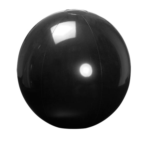 PVC inflatable balloon in maxi size and in a varied range of bright tones