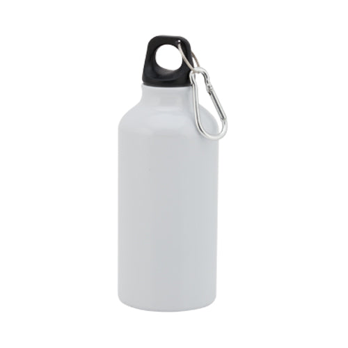 400ml capacity bottle with aluminum finishing body in bright and in varied colors