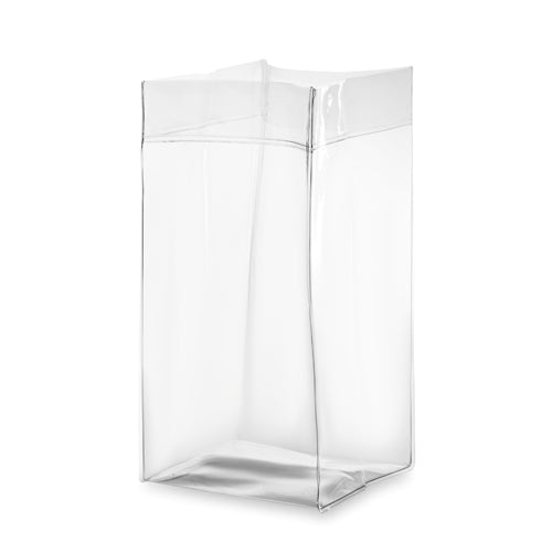 Ice cube case in PVC, in a wide range of bright tones