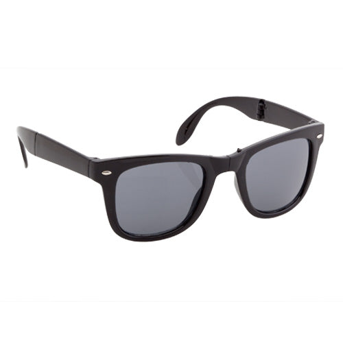 Folding sunglasses with UV400 protection in classic design