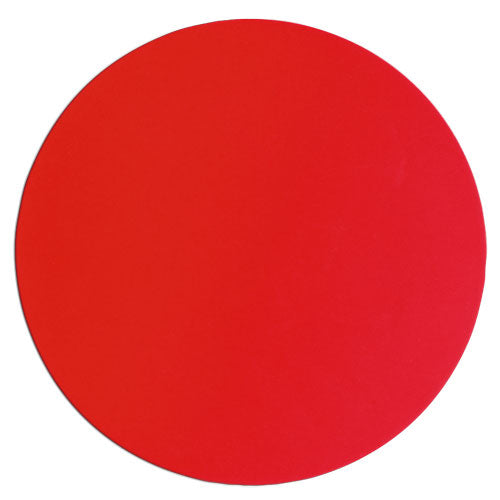 High quality silicone mousepad with circular design