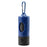 Pets bag dispenser with resistant body in bright tones