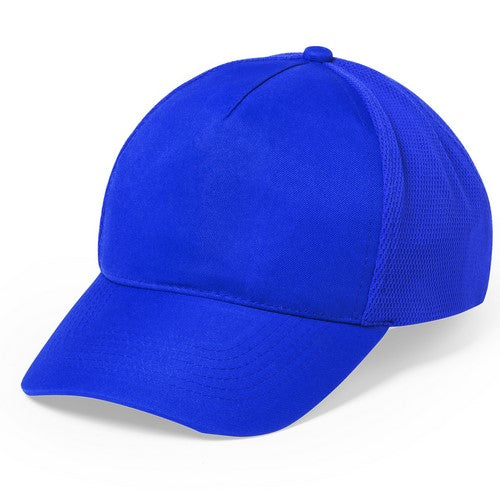 5 panel cap in soft microfiber in a wide range of bright tones