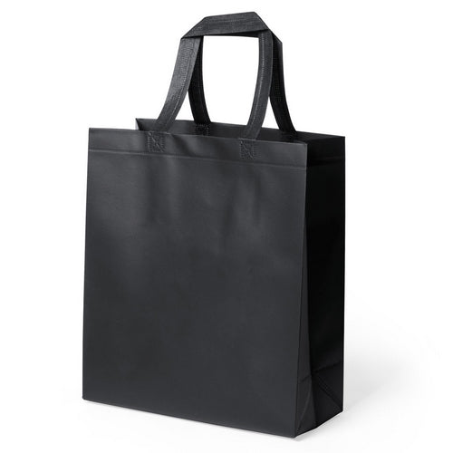 High quality bag in laminated non-woven of 110g/m2, in a varied range of bright tones