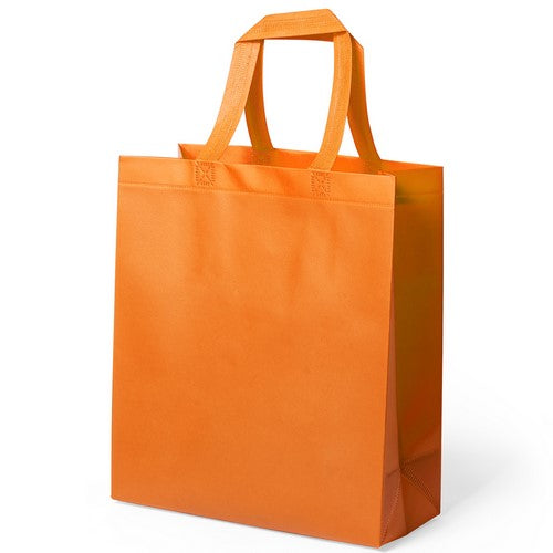 Extra resistant bag in laminated non-woven of 110g/m2, in a varied range of bright tones