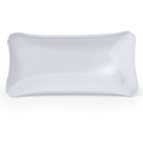 Original inflatable cushion made of resistant PVC in combination with transparent/solid finishes and a wide range of bright tones