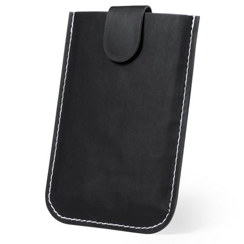 Card holder with RFID (Radio Frequency Identification) security technology that keeps card data safe