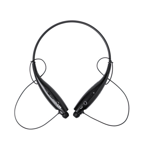 Magnetic earphones with bluetooth connection