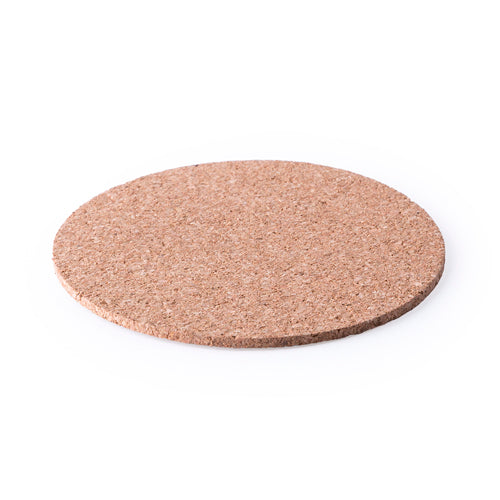 Natural cork coaster for those who love the ecological products manufactured with natural materials