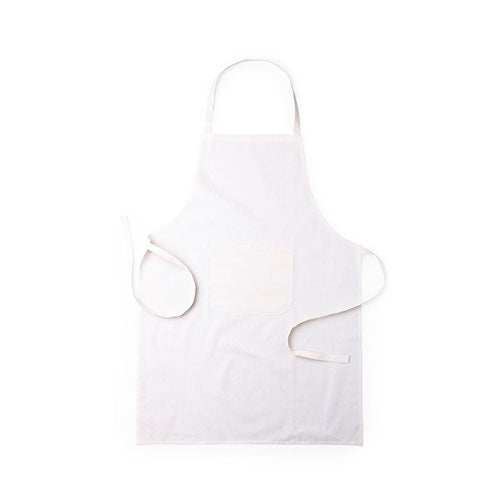 Apron in 100% cotton material -140g/m2-