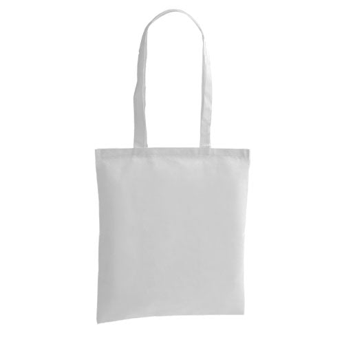 Non-woven bag in 80g/m2, in varied range of bright tones