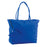 Original beach bag in resistant 600D polyester, brightly colored with matching color inside case