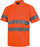 Polo Shirts with high Visibility Stripes (EU Compliant)