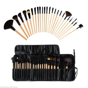 The Complete Makeup Brush Set – All Shades