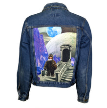 Load image into Gallery viewer, Wrong Door Upcycled Jacket