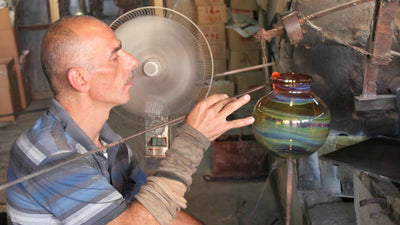 What is Phoenician Glass ?