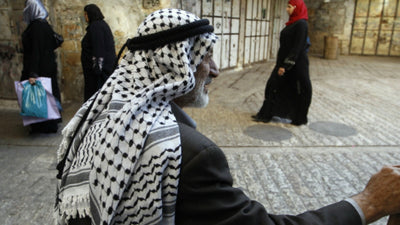 Why Do Men Wear Keffiyeh