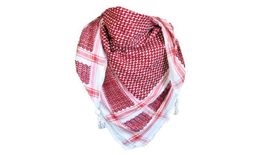 How to wash a keffiyeh ?