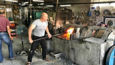 Hebron glass Manufacture Story