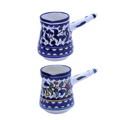 palestinian Ceramic Tea Pitcher