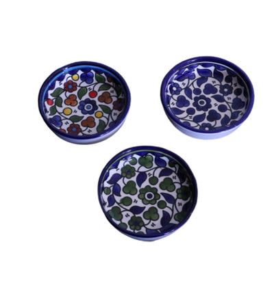 palestinian Ceramic Bowl