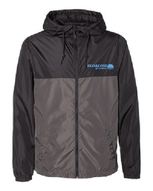 SLGC Windbreaker - Black / Graphite