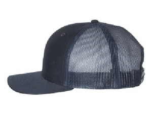 One Wave Trucker - Navy / Navy