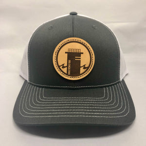 Tower One Trucker - Charcoal / White
