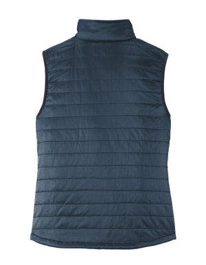 Women's Ventura Puffy Vest (Wave)