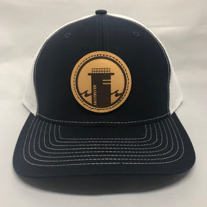 Tower One Trucker - Navy / White