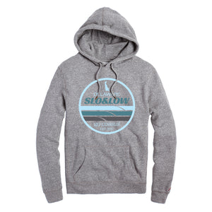 Wave Action Hoodie / Fall Heather