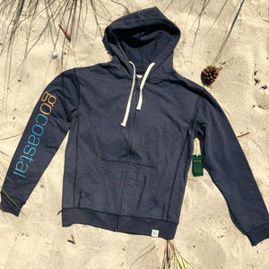 Solar Hoodie / Heather Black