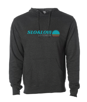 SLGC Hoodie / Charcoal Heather