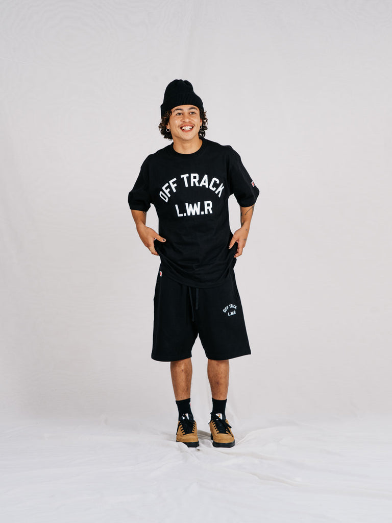 Off Track - '94 Tee in black