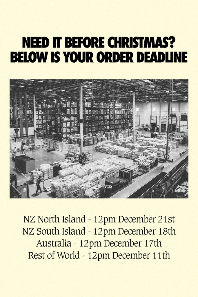 Lower Clothing Christmas Delivery Deadline