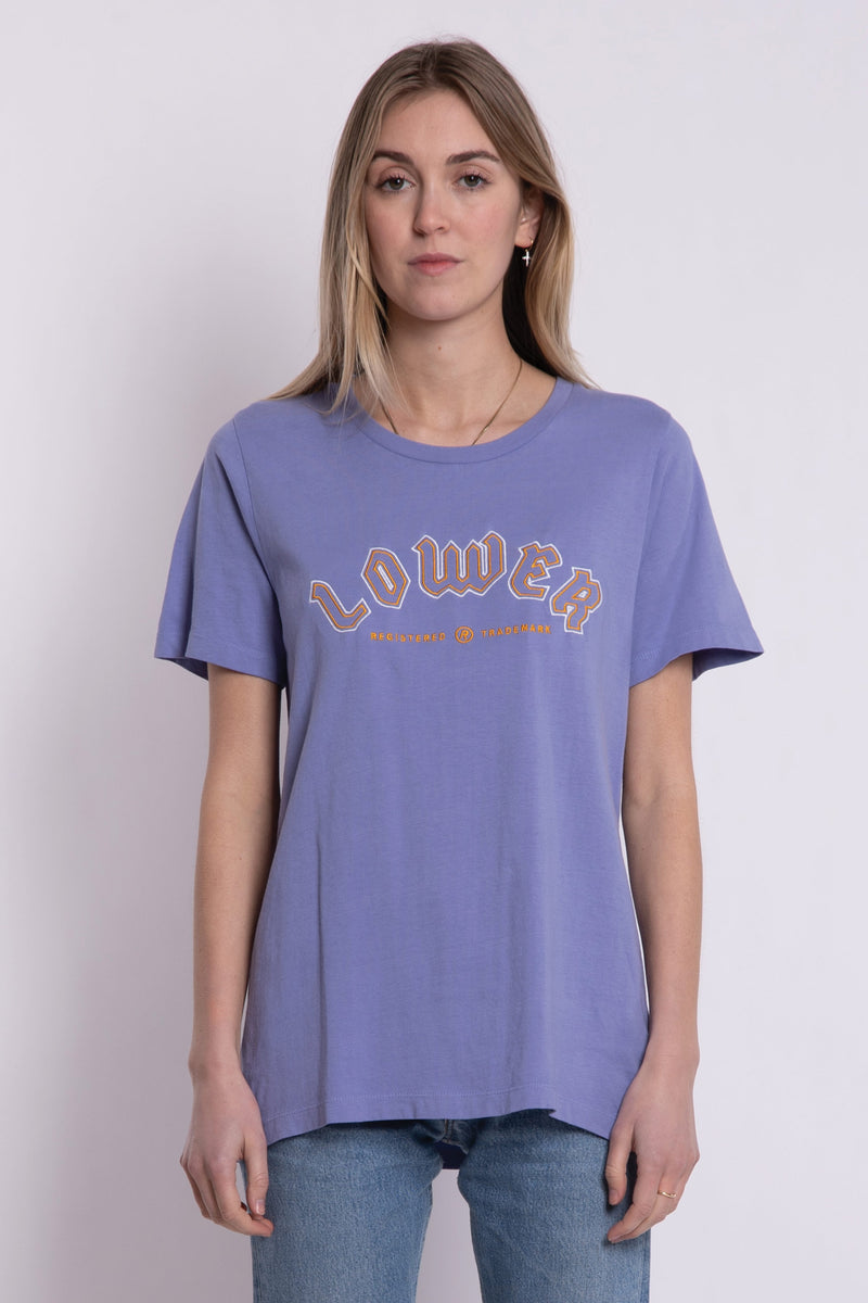 Factor Active Tee - Purple