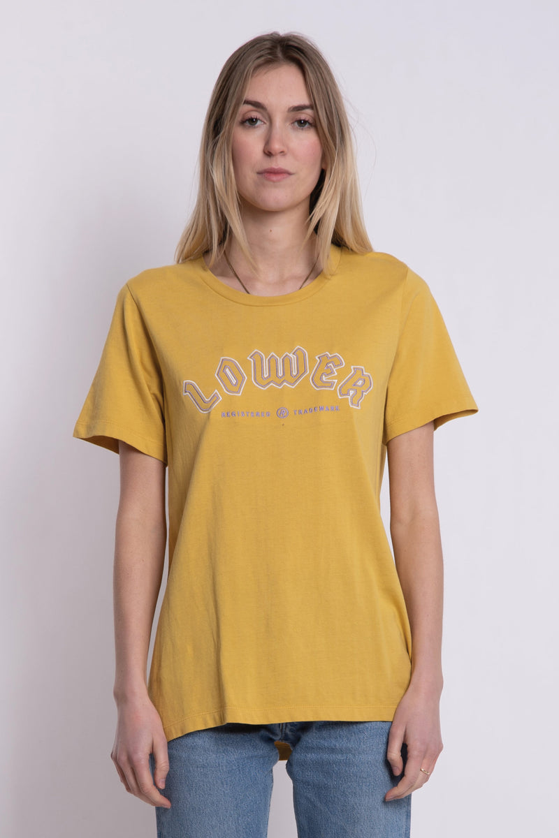 Factor Active Tee - Yellow