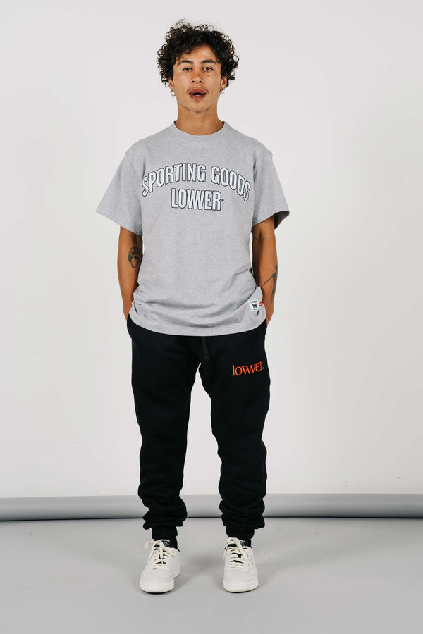 Heavy Trackpant - Applebox - Black