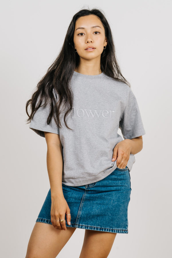 Area Tee - Applebox - Sports Grey