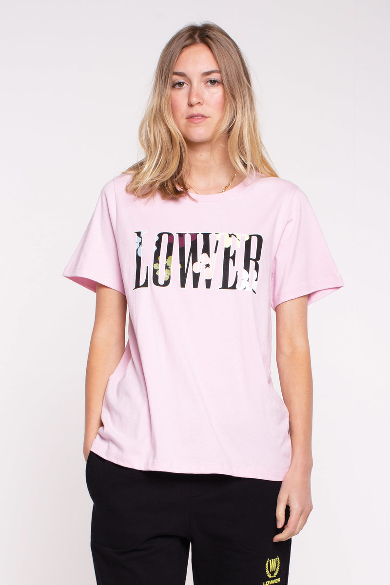 Pop Art Active Tee - Pink