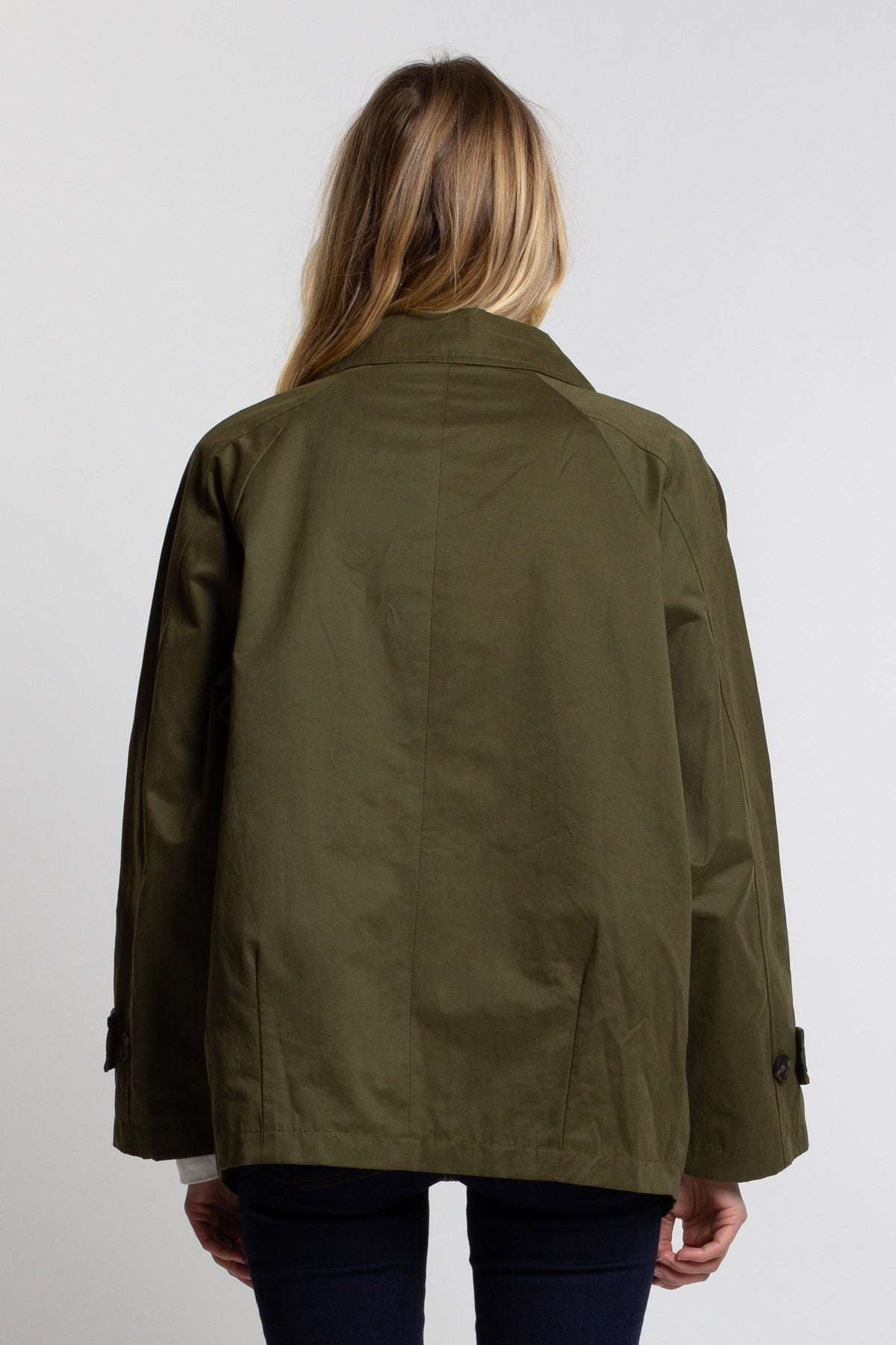 Alvie Jacket - Green