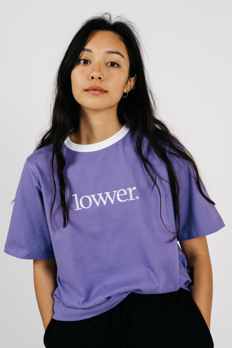 Area Tee - Applebox - Violet