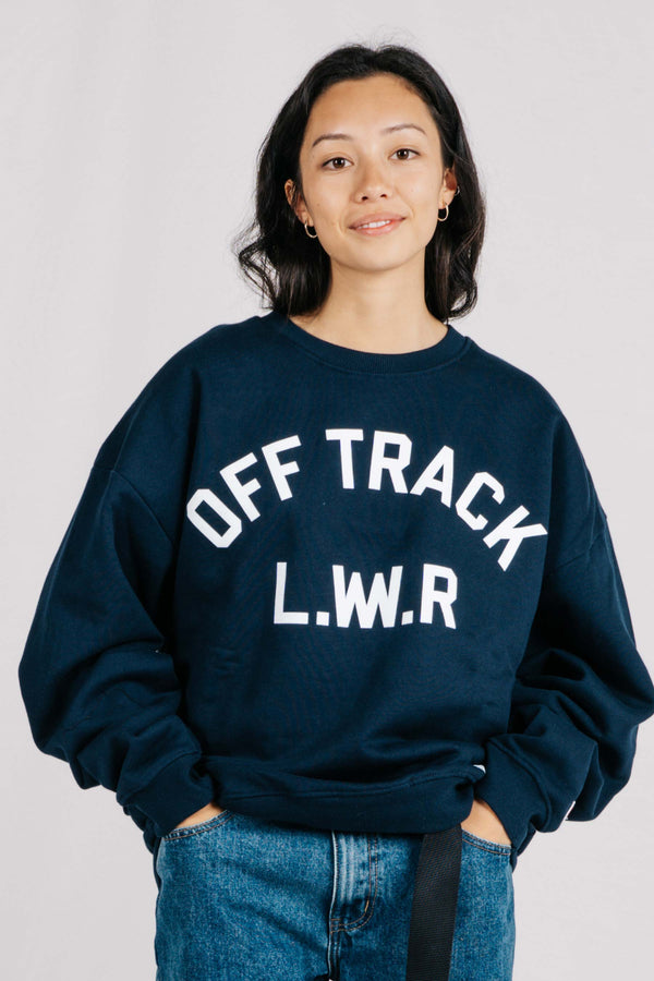 BD Crew - Off Track - Navy